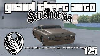 GTA San Andreas [100%] Part 125: Car Export 11 - Slamvan