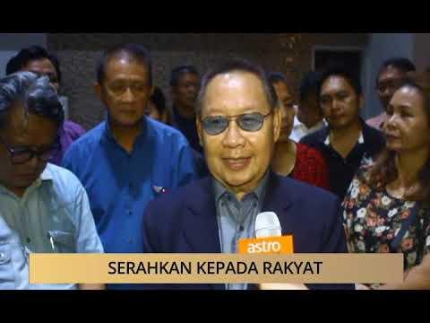 Kalendar Sabah: Serahkan kepada rakyat, kemasukan penyokong dihadkan & biar mahkamah putuskan