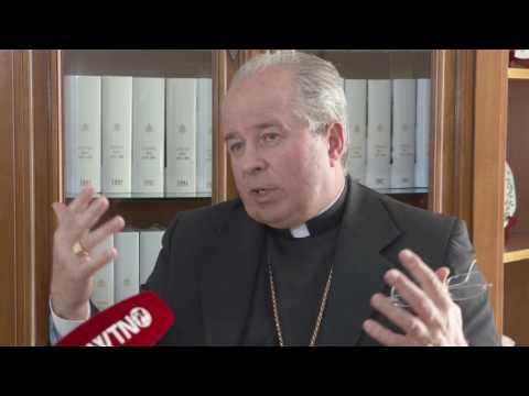 EWTN Gallery  Nuncio to the UN Geneva Archbishop Ivan Jurkovic