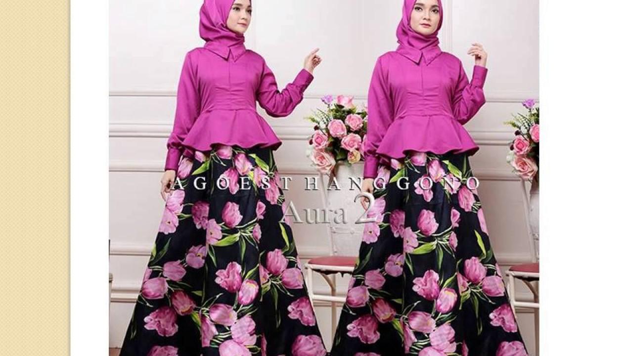 maxresdefault 0818 0551 6268, trend model baju muslim casual terbaru 2017 youtube,Model Busana Muslim Casual