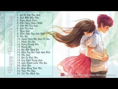 23 Ca Khúc Nhạc Trẻ Lãng Mạn Hát Về Tình Yêu Hay Nhất