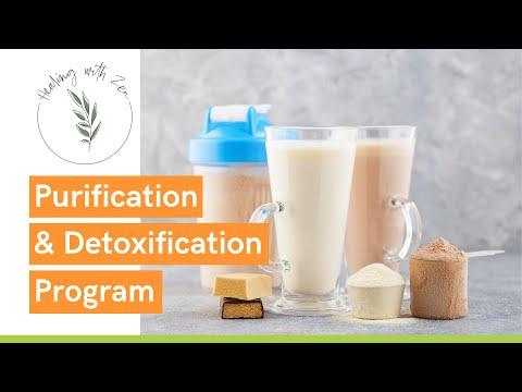 21-Day Purification & Detoxification Program | Healing With Zen