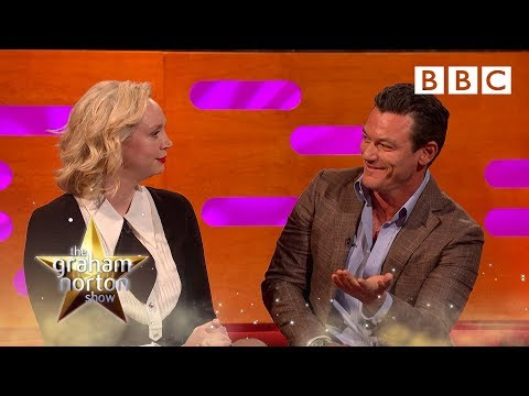 Friends cast too powerful for Luke Evans - The Graham Norton Show - BBC