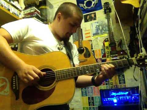 Fleetwood Mac - Big Love - Zak Robinson - Acoustic Cover.