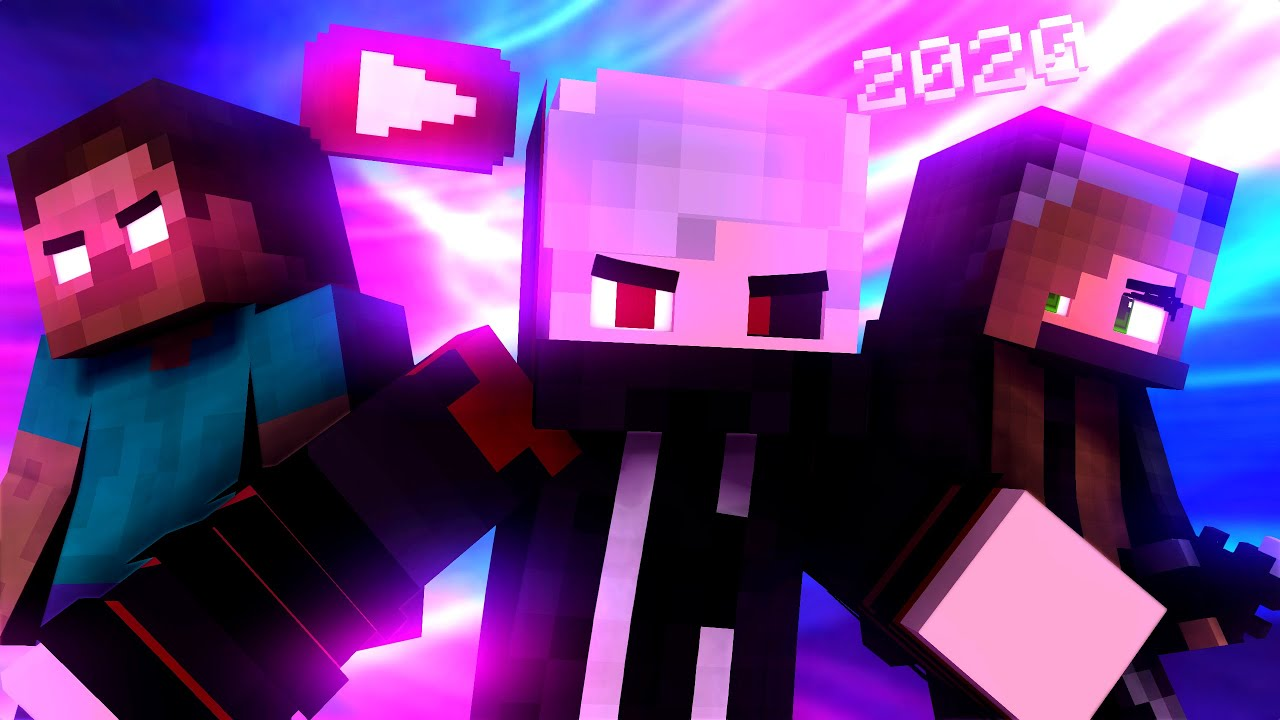 Download ♪''Grateful''♪ - Minecraft Music Video (Emre Animations Rewind 2020)
