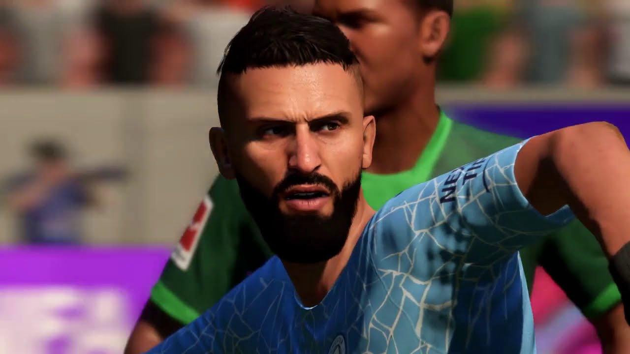 Riyad Mahrez FIFA 21 Pro Clubs look alike tutorial | Manchester City |  Algeria