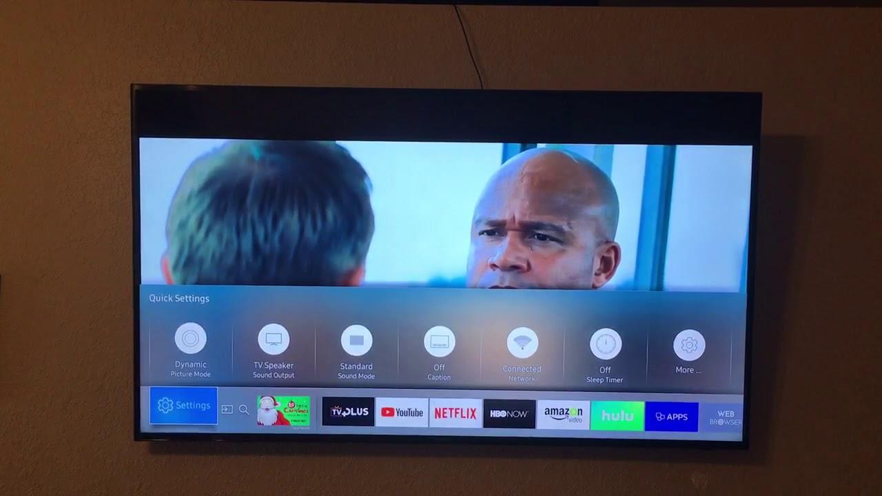 Samsung Sound Bar Sync Fix