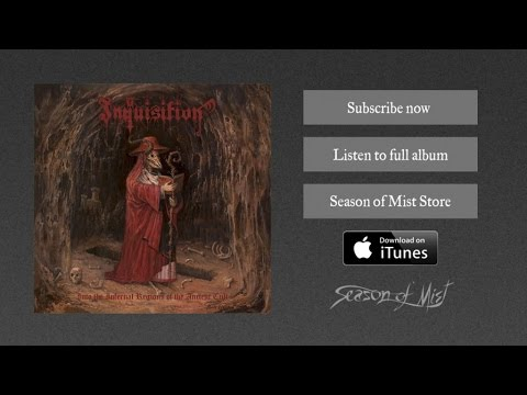 Inquisition - Solitary Death In The Nocturnal Woodlands