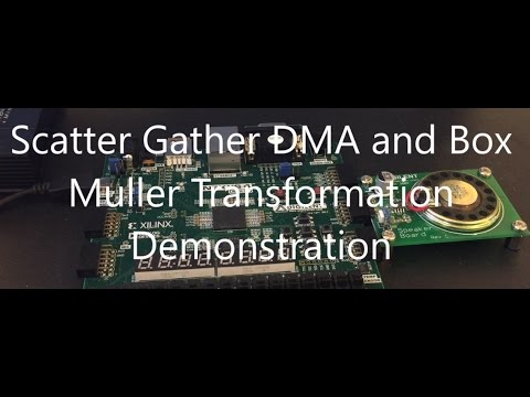 Multi-Channel DMA and Box-Muller Algorithm | Details | Hackaday io