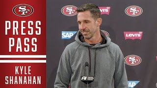 Kyle Shanahan: 'We Control Our Own Destiny' | 49ers