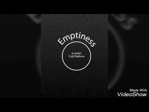 Emptiness song male version with lyrics ...
