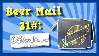 Beer Mail 31#: From Bier-Deluxe