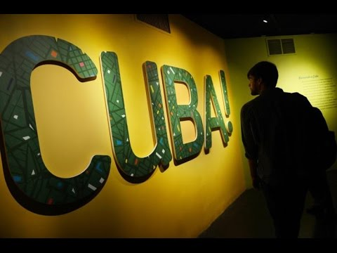 CUBA exhibit at the American Museum of Natural History