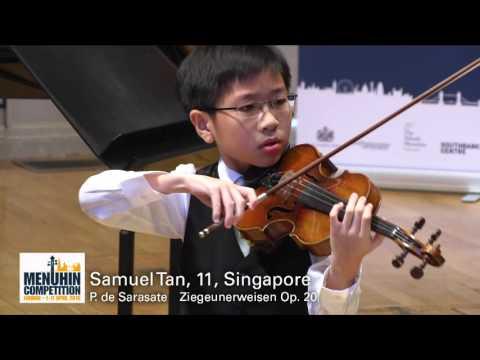 Samuel Tan 11 Singapore