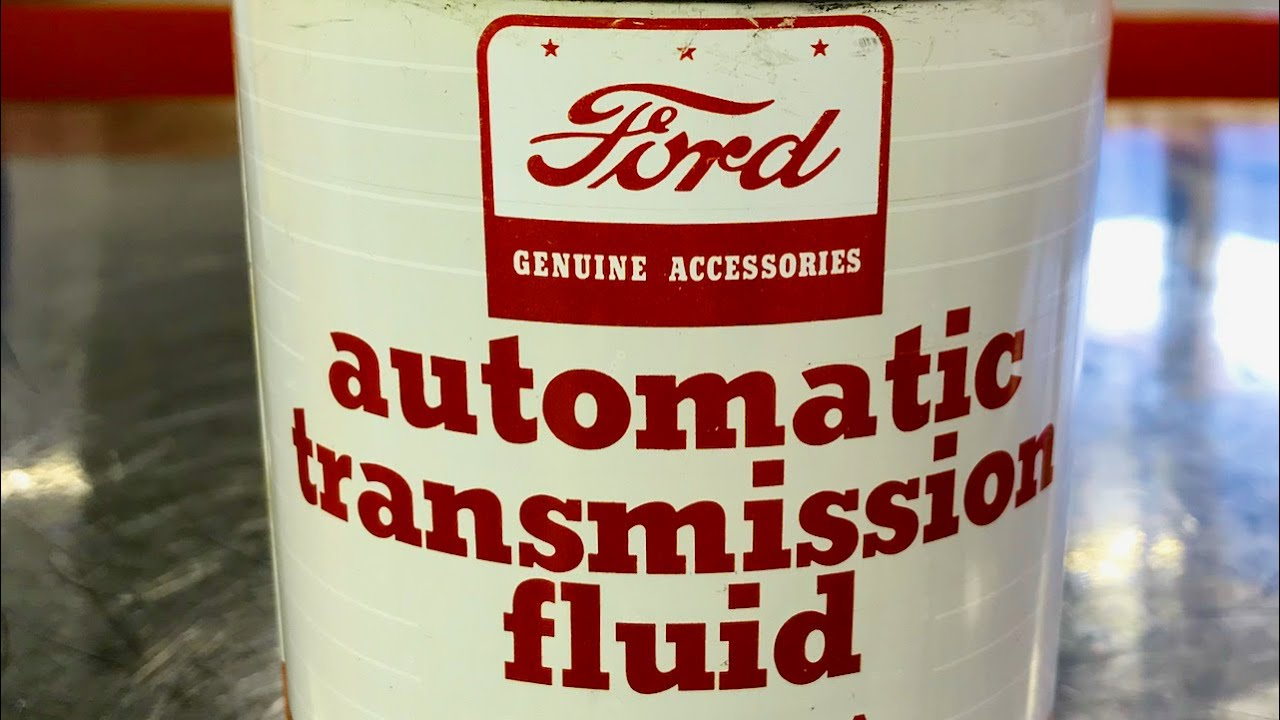 69 Years of Ford Automatic Transmission Fluid - ATF History Part 3