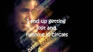 """Wait"" by David Archuleta (w/ onscreen lyrics)"