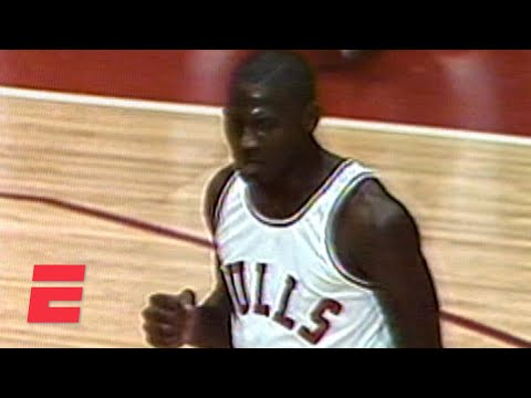 Michael Jordan NBA debut with the 1984 Chicago Bulls  ESPN Archives