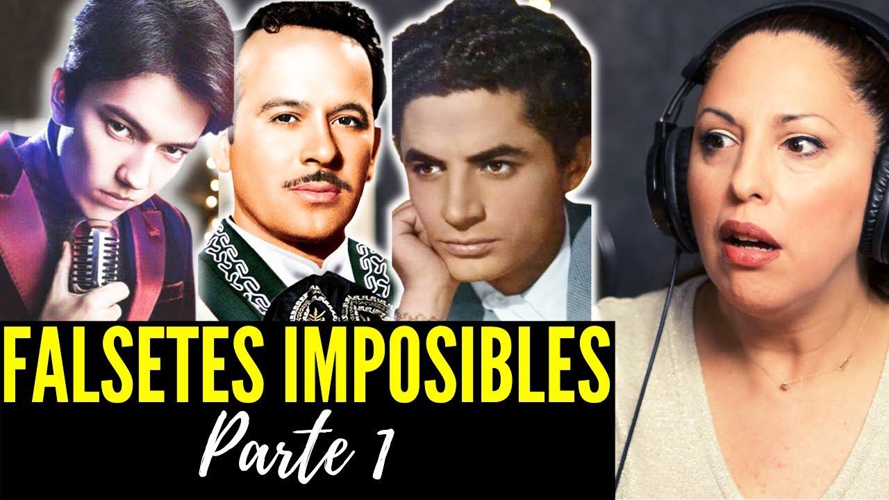 MEJORES FALSETES DEL MUNDO | MÉXICO- ESPAÑA- PERÚ- KAZAKHSTAN | Vocal Coach reaction & analysis