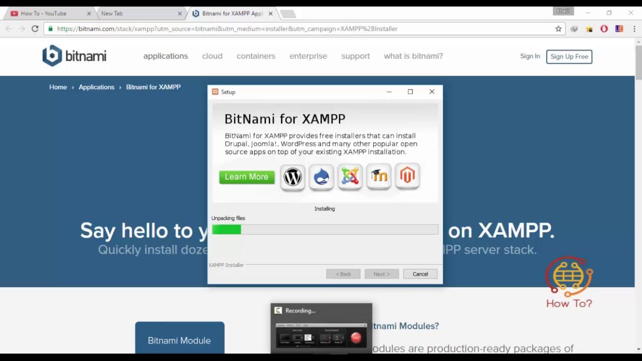 download xampp control panel v321 free