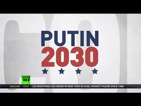What does the future hold? | Vote on constitution changes begins in Russia