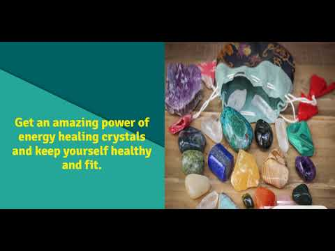 Healing Crystals for Sale– Ayana Wellness