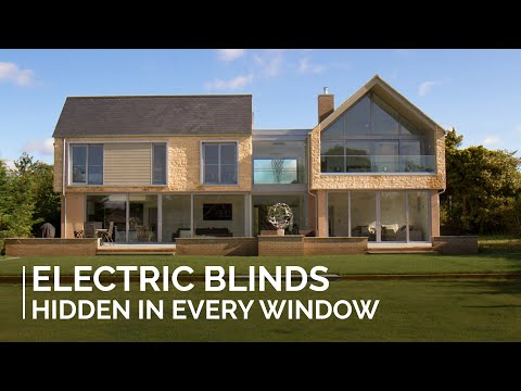 Electric Blinds Hidden in Every Window