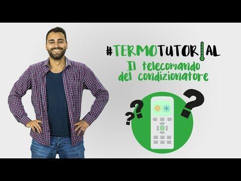 Come Funziona Il Telecomando Del Condizionatore