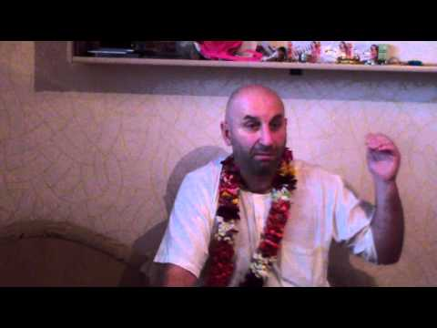 Шримад Бхагаватам 3.23.8-12 - Сатья дас
