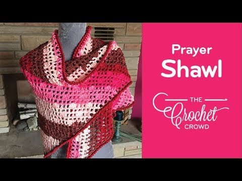 How to Crochet A Prayer Shawl: 🍰  Caron Cakes