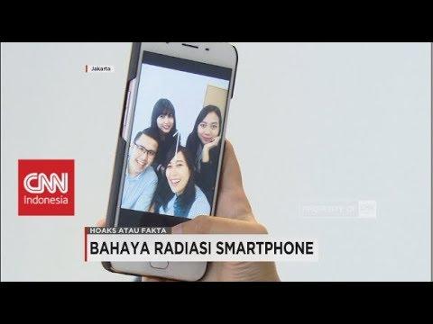 hoaks atau fakta bahaya radiasi smartphone youtube