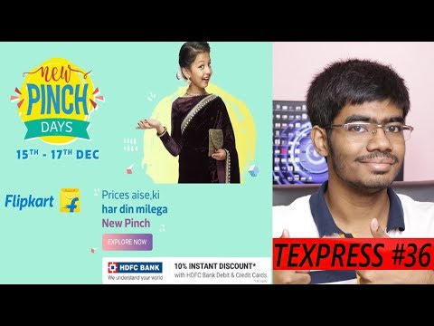 Mi A1 Price Drop,Flipkart Pinch Day Sale,India's 4G Speed Lowest in World   Tech News Hindi
