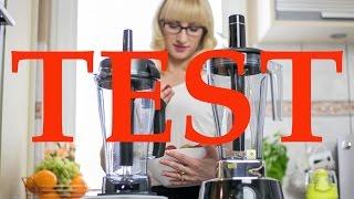 Vitamix vs Biochef Test urządzeń   Ugotowani.tv