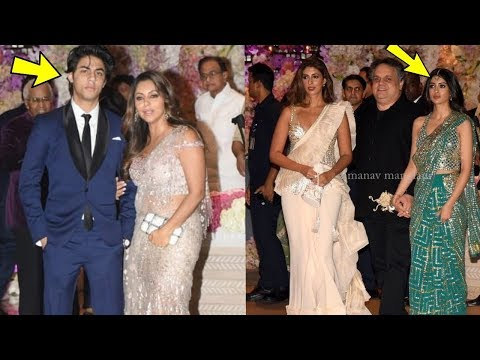 Shahrukh Khan son Aryan Khan LIVE comes with gf Navya Naveli aka Amitabh Bachchan's granddaughter