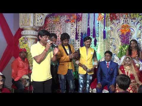 Poonam sharma chhotu raj reception full video