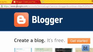 How To Add Direct Software And File Download Links To BLOGGER