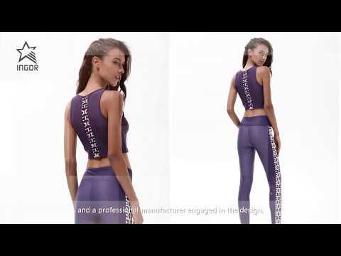 Ingor Women Sports Bra, Fitness Leggings & Yoga Clothes Manufacturer
