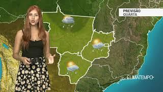 Previsão Centro-Oeste - Chuva aumenta em MS