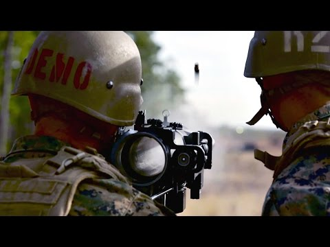 Shoulder-launched Multipurpose Assault Weapon (SMAW) Range – Marine Corps Engineer School