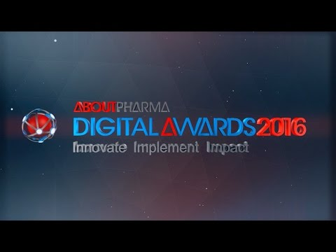 Aboutpharma Digital Awards 2016 - Innovate Implement Impact