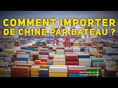 COMMENT IMPORTER DE CHINE ? IMPORT-EXPORT