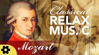 Music for Relaxation, Classical Music, Stress Relief, Instrumental Music, Mozart, ♫E092D