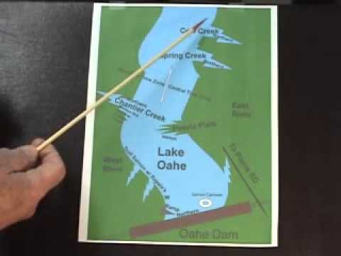 Lake Oahe Salmon, Walleye And Northern Fishing Video DIY