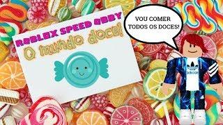 ROBLOX Speed Obby #3 SONO NEL GRANDE MONDO? :3