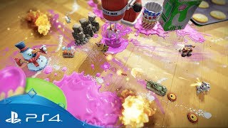 Micro Machines World Series | Launch Trailer | PS4