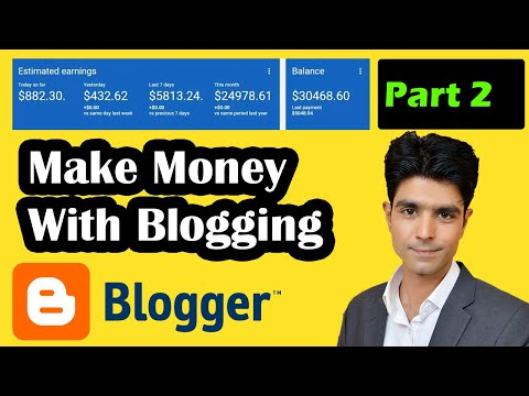 Blogger Tutorial for Beginners in Hindi/Urdu 2018 | Part 2