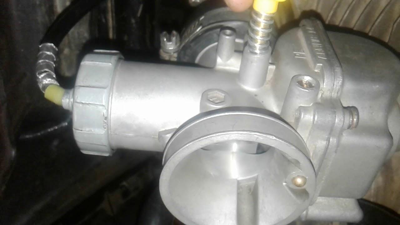 Seting Karbu Pe 28 Di Motor Mio