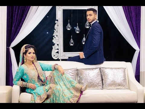 Vlog | My Walima Day - Wedding Highlights | Fictionally Flawless