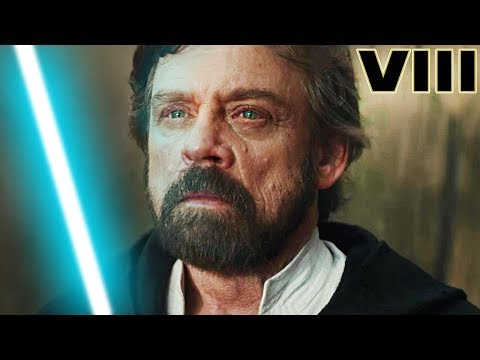 Download Youtube: Luke's NEW Force Power OFFICIALLY Revealed (CANON) - Star Wars The Last Jedi Explained