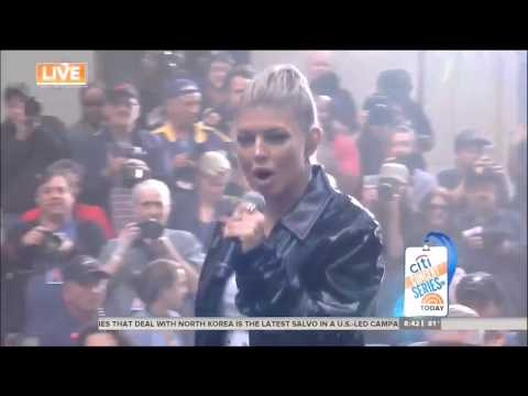 Fergie - You Already Know (Live Today Show Concert Series)