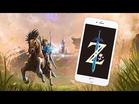 Zelda Is Coming to the iPhone!